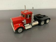 A Smith Auto Models Kenworth W900 Red DayCab
