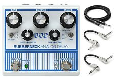 New DOD Rubberneck Analog Delay Guitar Effects Pedal!!! Digitech