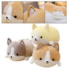 "35cm/14"" Kawaii Animal Cute Plush Toy Soft Pillow Corgi Dog Doll Gift For Kids"