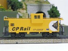 "ATHEARN HO R-T-R ""CP RAIL"" WIDE VISION CABOOSE #434926 (CUSTOM GLASS WINDOWS)"