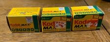 NEW and SEALED Kodak Gold Max 800 Film 24 Exposures