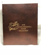 1978 Postal Commemorative Society NORMAN ROCKWELL Cover Collection