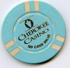 NCV Tournament Chip. Cherokee Casino. Catoosa , Oklahoma