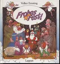 Volker Ernsting FROHES FEST! Die Weihnachtsgeschichte Lukas 2, 1-20 !NEU!