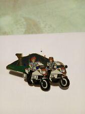Pin's Gendarmerie Belge Brigade Charleroi