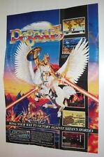 Pegasus Poster ~ Commodore Amiga / Atari ST etc. ~ Gremlin Graphics ~ NEW