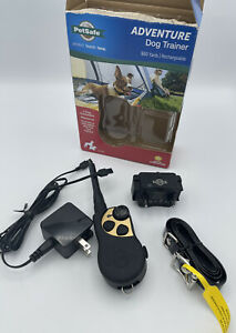 Petsafe Adventure Dog Trainer RFA-545 Collar w/ Remote RFA-543 & Charger Tested