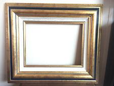 cadre tableau ancien en bois début XXe-s pour toile 40 x 30cm