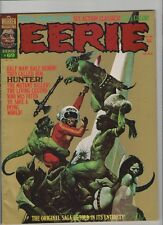 Eerie #69 - Rocket Spaceman Aliens Babe Cover - 1975 (Grade 7.0) WH