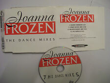 JOANNA Frozen (The Dance Mixes) [Madonna cover] – 1998 German CD – Euro House