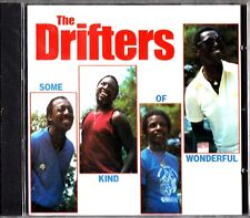 THE DRIFTERS- Some Kind Of Wonderful CD NEW 2003 Best/Greatest Hits 14 Tracks
