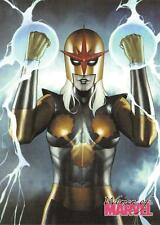 NOVA / Women of Marvel 2008 BASE Trading Card #48
