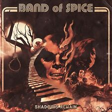 BAND OF SPICE - Shadows Remain - LP Black [limited 333]