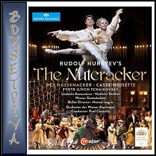 TCHAIKOVSKY - THE NUTCRACKER  **BRAND NEW BLU-RAY***