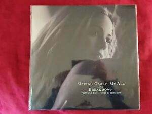 Mariah Carey My All Breakdown Fly Away Roof Remix Vinyl Record