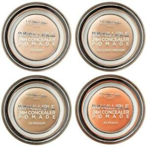 L'Oreal Paris Infallible Concealer Pomade - Choose Your Shade NEW