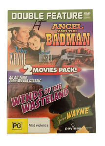 Angel and The Badman / Winds Of The Wasteland DVD