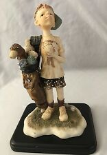 """BEACHCOMBERS 9.5"""" Humor FUTURE DREAMS Going to be a Golfer Figurine"""