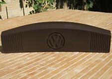 Volkswagen Vanagon Steering Wheel Cap Horn Button '80-84 BROWN Westfalia OEM