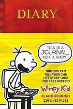 Diary of a Wimpy Kid Blank Journal: By Kinney, Jeff