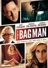 The Bag Man  (DVD, 2014)  John Cuack, Rebecca Da Costa, Robert De Niro