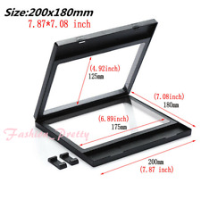 New3D Floating Frame Shadow Box Picture Frame Jewelry Display Hypoxia Protection