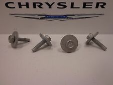 Challenger Charger 300 Belly Pan Engine Shield Lower Cover Oil Pan Bolts Mopar