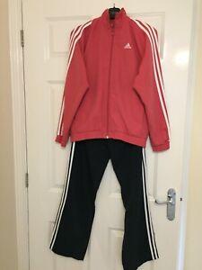 Adidas Tracksuit (Woman)