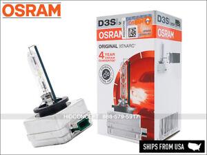 1x Brand New OSRAM Xenarc OEM 4300K D3S HID Xenon Headlight Bulb 66340 Germany