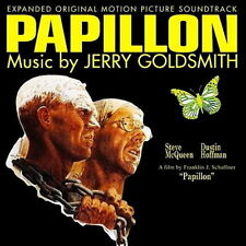 PAPILLON Expanded Complete CD jerry goldsmith  QUARTET RECORDS NEW & SEALED 2017