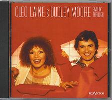 CLEO LAINE & DUDLEY MOORE - SM ILIN' THROUGH - MINT CD