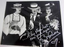 Desi Lucie Jr A Big Straw Hat B/W Photograph Signed Chevalier Lucille COA Video
