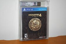 Uncharted 4: A Thief's End Special Edition (PS4) NEW SEALED MINT GOLD VGA U95!