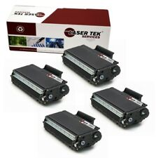 4pk TN650 TN-650 Toner Cartridge For Brother MFC-8370 MFC-8480DN MFC-8690DW