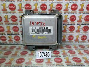 10 11 12 13 GMC SIERRA 1500 ENGINE COMPUTER MODULE ECU ECM 12633238 AATT OEM