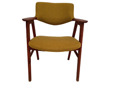 Danish design by Erik Kirkegaard, completely reupholstered armchair, 60s