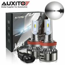 2x AUXITO H8 H11 CREE LED Headlight Bulb Low Beam 6500K 9000LM Conversion Kit C7
