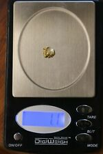 Large Gold Nugget 1.1 Grams