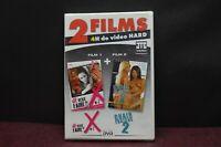 DVD ADULTE neuf sous blister 2 films 4 h