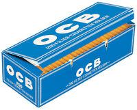 2.000 (10x200) OCB® (Hülsen, Filterhülsen, Zigarettenhülsen)