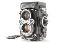 【CLA'd EXC+++++】Rollei Rolleiflex 3.5F TLR Planar 75mm F3.5 Lens From JAPAN