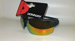Donnay Wrap Around Mirrored Sunglasses. ONLY £9.99