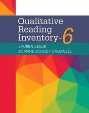 Qualitative Reading Inventory (6th Edition) by Leslie, Lauren, Caldwell, JoAnne