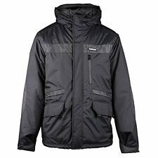 NEW Caterpillar CAT Night Flash black  windproof winter jacket size L MRP $119