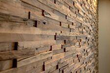 Holzpaneele Wandverkleidung Holz Wandpaneele Holzwand Holzverblender [Apriori]
