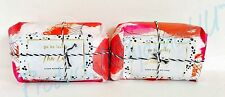 LOT of 2~ ILLUME Go Be Lovely THAI LILY Triple Milled BAR SOAP 8.8oz/250g
