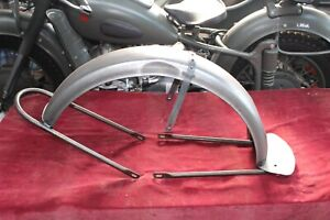 m72 bmw r71 front fender wing low front new raw