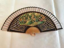 Exquisite Vintage (Antique?) Hand Fan - Beautiful Condition!
