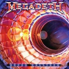 Megadeth - Super Collider (2013)  CD  NEW/SEALED  SPEEDYPOST