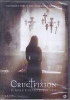 Dvd CRUCIFIXION - IL MALE E' STATO INVOCATO nuovo sigillato 2017